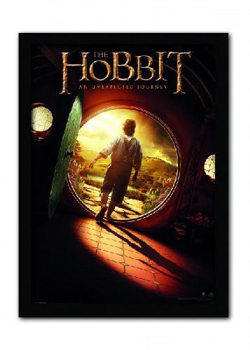 der hobbit poster one sheet im rahmen 0717103880 repliky info. Black Bedroom Furniture Sets. Home Design Ideas