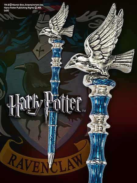 foto Harry Potter Ravenclaw Silver Pen