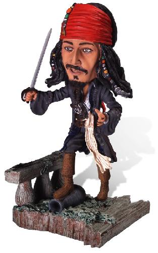 Pirates-of-the-Caribbean-2-Jack-Sparrow-Deluxe-Bobble-Statue