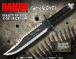 Masterpiece Collection Rambo First Blood PartII Stallone Edition