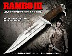 Masterpiece Collection Rambo III Sylvester Stallone Edition