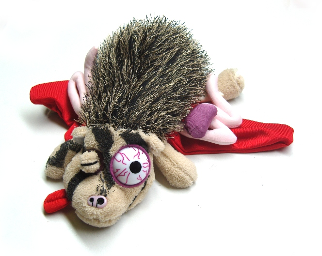 Výsledek obrázku pro přejetej ježek